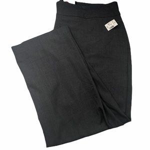 "NEW!!! Roz & Ali ""Secret Agent"" Trousers 24W short"